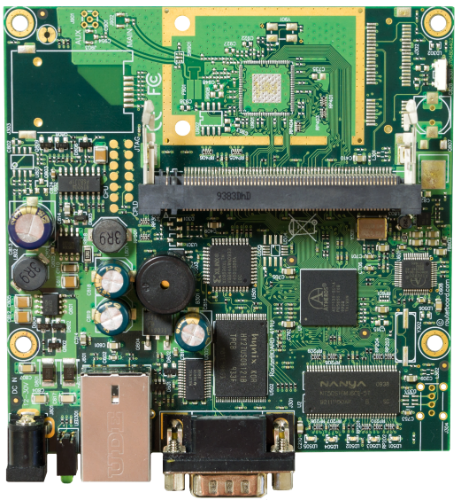 MikroTik 1 Port RouterBoard, RB411