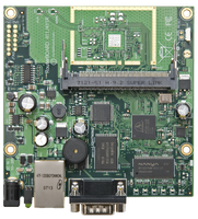 MikroTik 1 Port RouterBoard, RB411AH