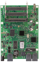 MikroTik 3 Port 680MHz RouterBoard, RB433GL