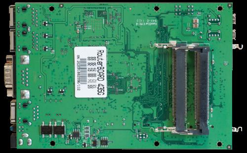 MikroTik 3 Port 2 USB Port RouterBoard, RB435G