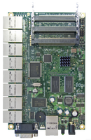 MikroTik 9 Port AR7161 680MHz Routerboard,RB493AH