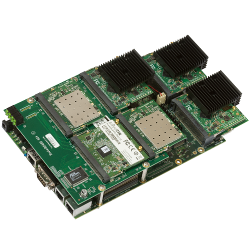MikroTik 3 Port MPC8544 800MHz RouterBoard, RB800