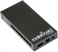 MikroTik Black Indoor Case For RB493 series, CA493