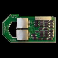 WBH, Rack Mount GigE-APC HV Ethernet Surge Protector, 800-800-GIGE-APC-HV
