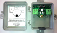 WBH, Outdoor DC Power Line Surge Suppressor - Protector, 800-DCSS-SS