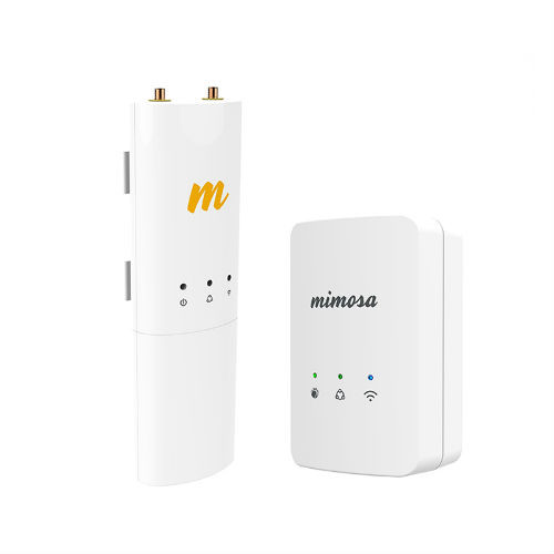 Mimosa C5c/G2 Bundle 4.9-6.2 GHz Rugged Endpoint Connectorized Client Device, C5c/G2