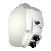 SIAE ALFOPlus18, 18 GHz Fully Outdoor Microwave Radio Link Kit 1x Electrical GbE port + 1x Optical GbE port, AP18-EO-LNK-B1