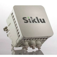 Siklu Etherhaul 500TX PoE ODU with Integrated antenna- with 100Mbps upgradeable to 200Mb/s, EH-500TX-ODU-PoE