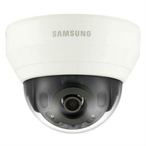 Samsung 4MP IR Dome True WDR Wisenet Q Series 2.8 ~ 12.0mm motorized varifocal lens Network Camera, All Options, QND-7080R, QNV-7080R
