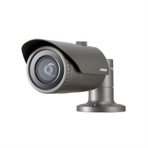Samsung 2MP Outdoor Wisenet Q Series Bullet Camera, All Options, QNO-6010R, QNO-6020R, QNO-6030R