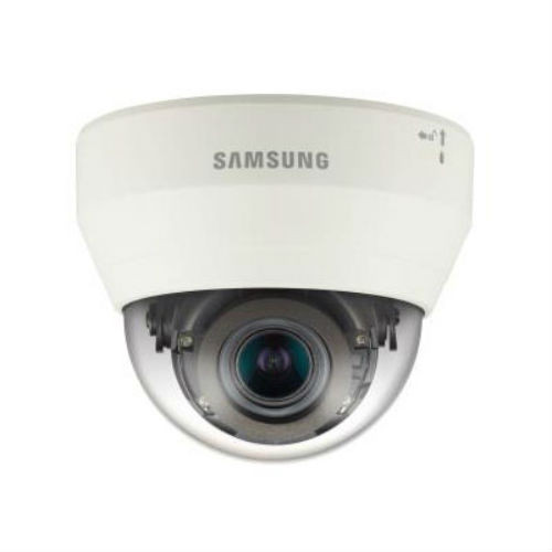 Samsung 2MP True WDR Wisenet Q Series 2.8 ~ 12.0mm manual Varifocal Lens Dome Network Camera, All Options, QND-6070R, QNV-6070R