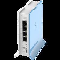 Mikrotik hAP Lite Indoor 4 Port 2.4Ghz Access Point, RB941-2nD-TC