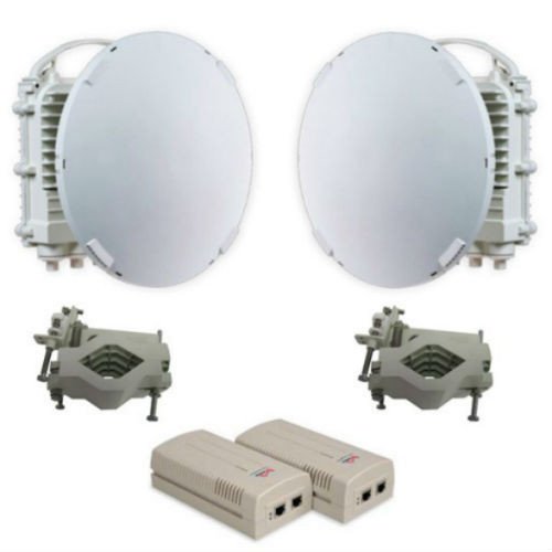Siklu EtherHaul-2500FX 80Ghz E-Band Link Kit w/1ft Antenna, EH-2500FX-KIT-1