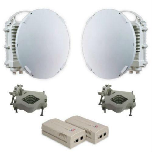 Siklu EtherHaul-2500FX 80Ghz E-Band Link Kit w/2ft Antenna, EH-2500FX-KIT-2