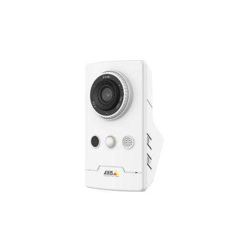 Axis Companion Series Cube L Indoor IR Network Camera, 0891-001