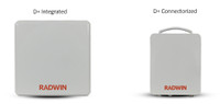 Radwin 2000D-Plus, 750 Mbps Wireless Bridge 4.9GHz Band, All Models, RW-2049-D100, RW-2049-D200