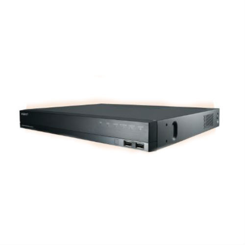 Samsung WisnNet 8 Channel PoE Network Video Recorder 2 Fixed Internal HDDs, XRN-810S
