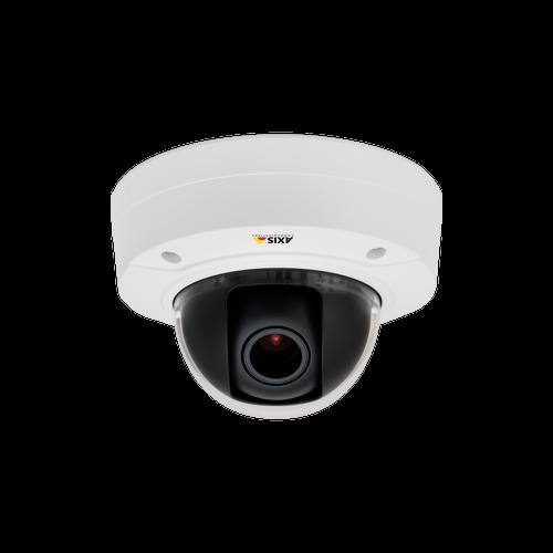 Axis P3224-V Streamlined Fixed Dome Network Camera, 0950-001