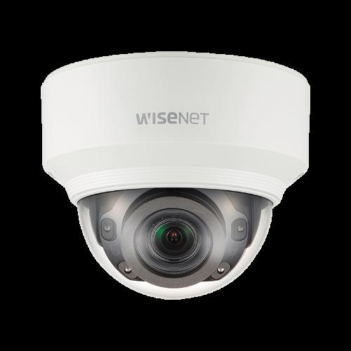 Samsung 2Mp Indoor Vandal-Resistant Dome Network IR Camera , XND-6080RV