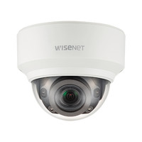 Samsung 2Mp Indoor Vandal-Resistant Dome Network IR Camera , XND-6080RV