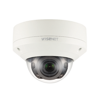 Samsung 5Mp Outdoor Vandal-Resistant Dome Network IR Camera, XNV-8080R