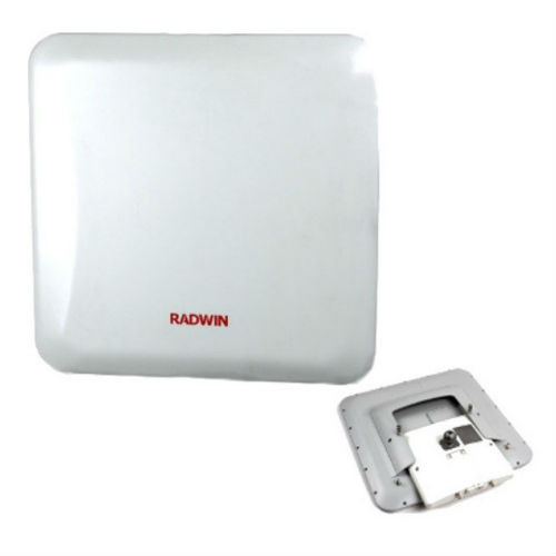 Radwin TurboGain Flat Panel Antenna, 1ft, Dual Polarization, Gain 22dBi, 4.9-6.0GHz bands, RW-9614-5359