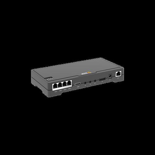 AXIS FA54 Main Unit, WDR, HD, 4port, 0878-004