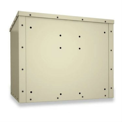 "American Products Minifort, 19"" Outdoor Versatile Enclosure, AM-202418-9RU"