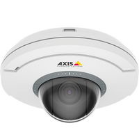 AXIS M5054 PTZ Network Camera, Palm-sized camera, 720P, 5x optical zoom, 01079-001