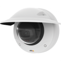 AXIS Q3515-LVE, Outdoor Fixed Dome Network Camera, 1080p,  9mm,  01041-001