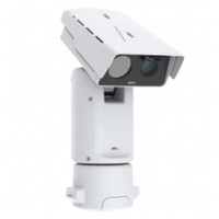 AXIS Q8742-E Zoom Bispectral PTZ Network Camera, 8.3 FPS 24 V, 0829-001