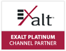 Exalt Platinum Channel Partner