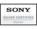 Sony Silver Certified Partner
