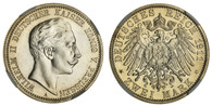 Germany: Prussia William II 1911-A 2 Mark Proof NGC PR65