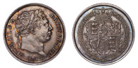 Great Britain George III 1819 Shilling