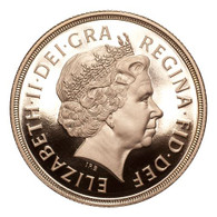 Great Britain Elizabeth II 2009 Gold 2 Pounds Proof FDC