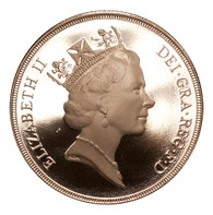 Great Britain Elizabeth II 1993 Gold 2 Pounds Proof FDC