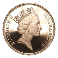 Great Britain Elizabeth II 1993 Gold 2 Pounds FDC