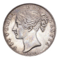 Great Britain Victoria 1845 Crown