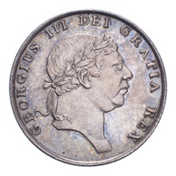 Great Britain: Bank of England issue George III 1816 Eighteenpence Banktoken