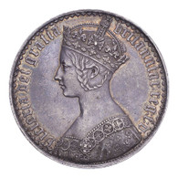 Great Britain Victoria 1847 Crown Gothic
