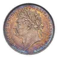 Great Britain George IV 1821 Shilling