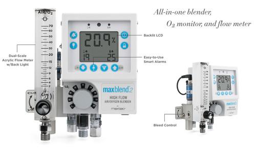 MaxBlend2 Bird 0-30 LPM Low Flow Blender - R229P01-001
