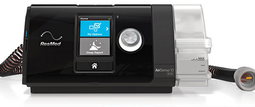 Resmed AirSense 10 Autoset CPAP - model 37207