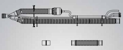 Carefusion 15090-103 Heated Pediatric Patient Circuits