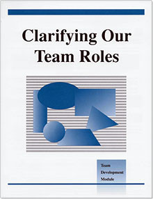 Module #08 - Clarifying Our Team Roles (10-pack)