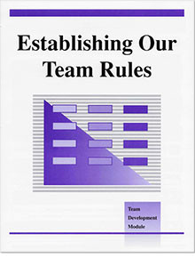 Module #07 - Establishing Our Team Rules (10-pack)