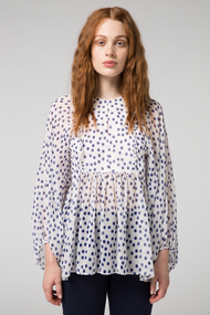 Dorothee Schumacher Magic Dot Blouse