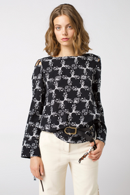 Dorothee Schumacher Ornamental Escape Blouse