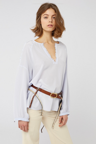Dorothee Schumacher Flawless Finesse Blouse